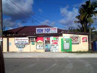 Mom-n-Pop Store