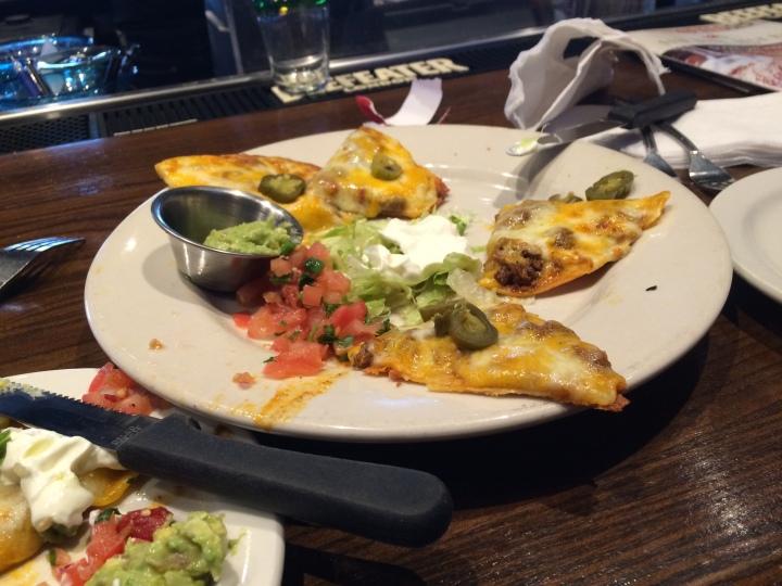 Chili's nachos