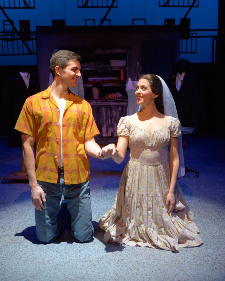 Tony Maria wed