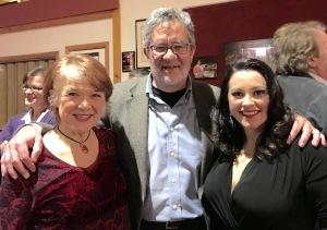 Erin McCracken, Bruce Apar, Susann Fletcher