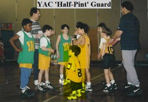'Half-Pint' Guard